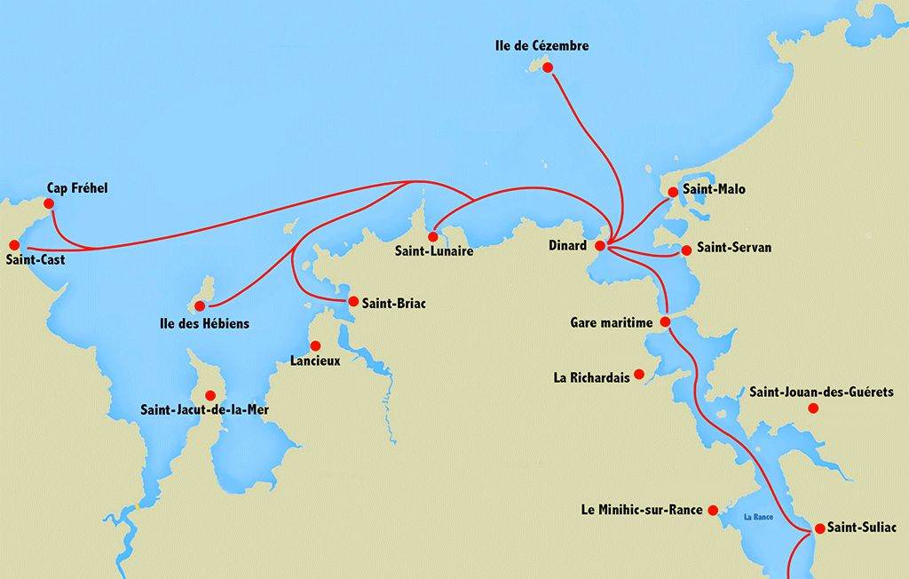carte-trajets